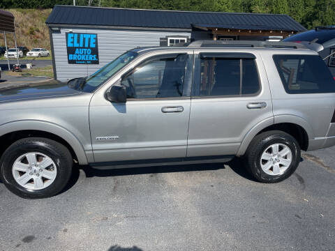 2008 Ford Explorer for sale at Elite Auto Brokers in Lenoir NC