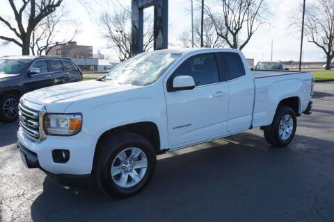 2015 GMC Canyon for sale at Ideal Wheels in Sioux City IA