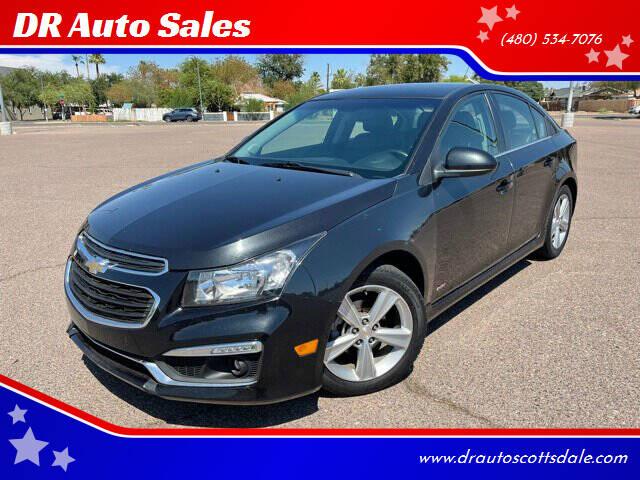 2015 Chevrolet Cruze for sale at DR Auto Sales in Scottsdale AZ
