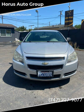 2010 Chevrolet Malibu for sale at Alliance Auto Group Inc in Fullerton CA