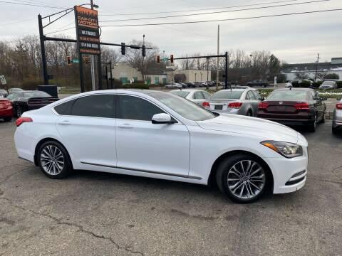 2016 Hyundai Genesis for sale at Cap City Motors LLC in Columbus OH