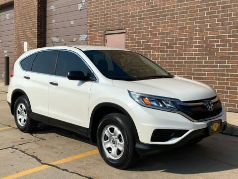 2016 Honda CR-V for sale at Effect Auto Center in Omaha NE