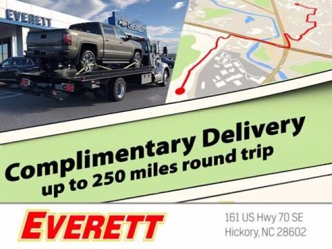 2015 Chevrolet Corvette for sale at Everett Chevrolet Buick GMC in Hickory NC