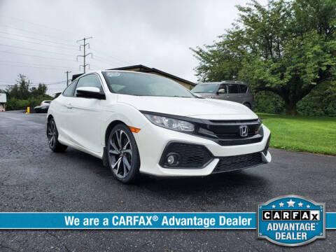 2017 Honda Civic for sale at RoseLux Motors LLC in Schnecksville PA