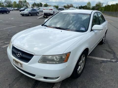 2006 Hyundai Sonata for sale at MFT Auction in Lodi NJ