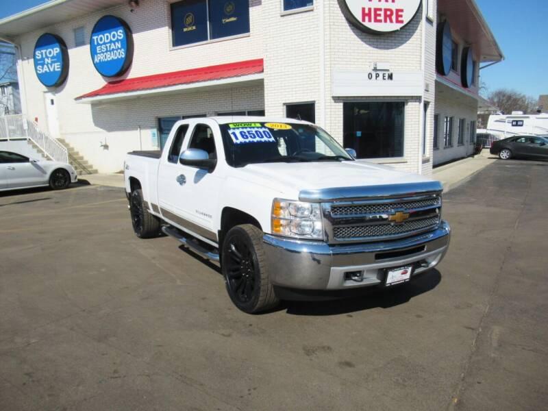 2013 Chevrolet Silverado 1500 for sale at Auto Land Inc in Crest Hill IL
