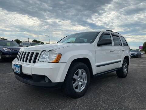 2008 Jeep Grand Cherokee for sale at Auto Tech Car Sales in Saint Paul MN