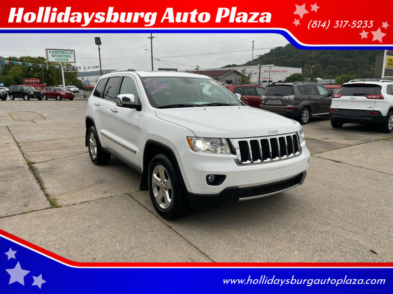 2013 Jeep Grand Cherokee for sale at Hollidaysburg Auto Plaza in Hollidaysburg PA
