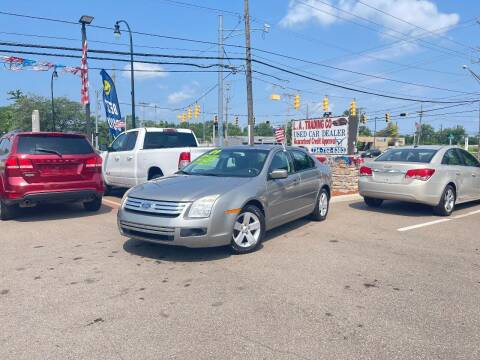 2009 Ford Fusion for sale at L.A. Trading Co. Woodhaven in Woodhaven MI