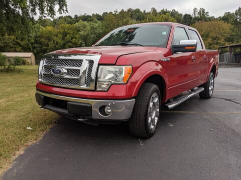 2010 Ford F-150 for sale at Smith's Cars in Elizabethton TN