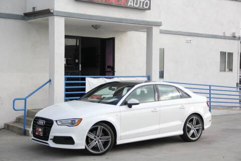 2016 Audi A3 for sale at Fastrack Auto Inc in Rosemead CA