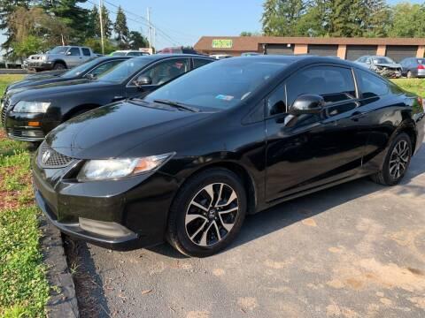 2013 Honda Civic for sale at GMG AUTO SALES in Scranton PA