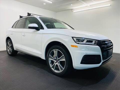 2019 Audi Q5 for sale at Champagne Motor Car Company in Willimantic CT