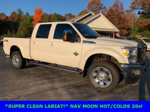 2015 Ford F-250 Super Duty for sale at Drivers Choice Auto & Truck in Fife Lake MI