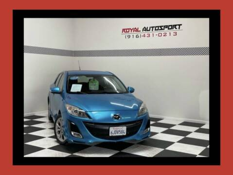 2010 Mazda MAZDA3 for sale at Royal AutoSport in Sacramento CA