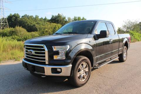 2015 Ford F-150 for sale at Imotobank in Walpole MA