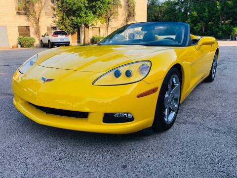 2006 Chevrolet Corvette for sale at Quality Auto Sales And Service Inc in Westchester IL