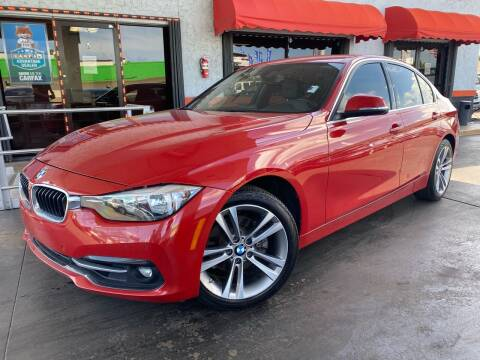 2017 BMW 3 Series for sale at MATRIX AUTO SALES INC in Miami FL