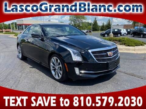 2015 Cadillac ATS for sale at Lasco of Grand Blanc in Grand Blanc MI