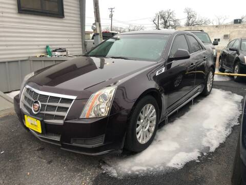 2010 Cadillac CTS for sale at Rock Motors LLC in Victoria TX