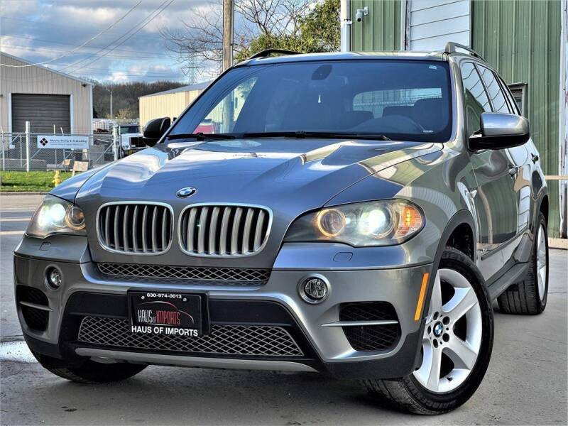 2011 BMW X5 for sale at Haus of Imports in Lemont IL