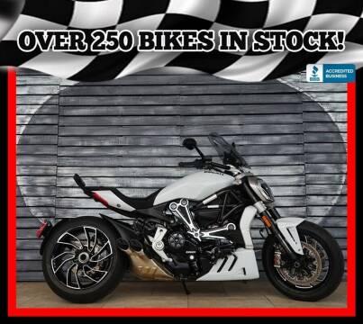 2018 Ducati XDiavel S for sale at AZautorv.com in Mesa AZ