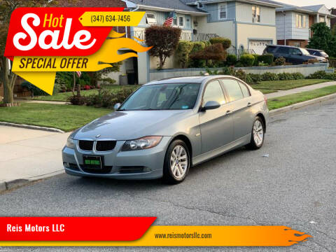 2006 BMW 3 Series for sale at Reis Motors LLC in Lawrence NY