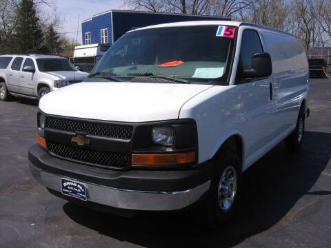 2015 Chevrolet Express Cargo for sale at Durham Hill Auto in Muskego WI
