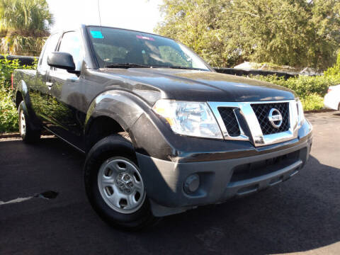2017 Nissan Frontier for sale at Empire Automotive Group Inc. in Orlando FL