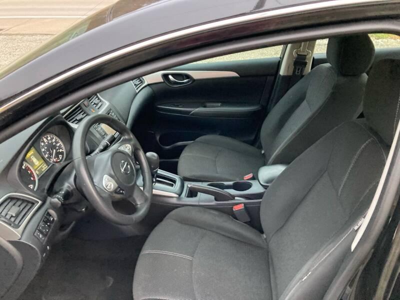 2018 Nissan Sentra S 4dr Sedan CVT - New Alexandria PA