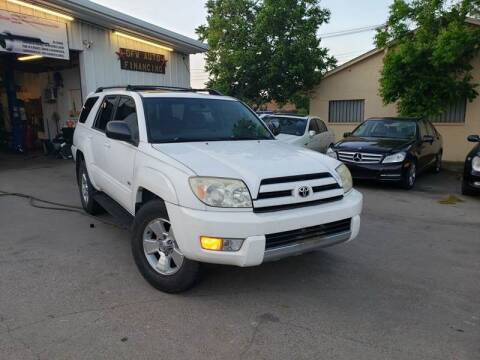 2004 Toyota 4Runner for sale at Bad Credit Call Fadi in Dallas TX