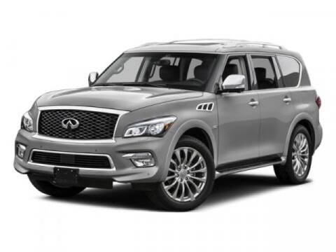 2015 Infiniti QX80 for sale at JEFF HAAS MAZDA in Houston TX