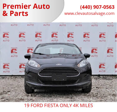2019 Ford Fiesta for sale at Premier Auto & Parts in Elyria OH