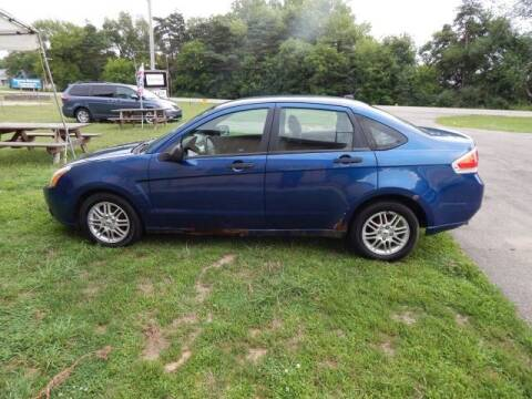 2009 Ford Focus for sale at PARAGON AUTO SALES in Portage MI