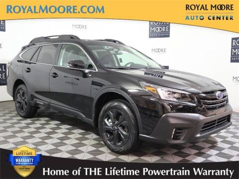 2021 Subaru Outback for sale at Royal Moore Custom Finance in Hillsboro OR