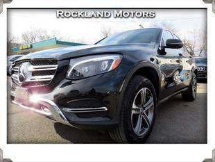 2018 Mercedes-Benz GLC for sale at Rockland Automall - Rockland Motors in West Nyack NY