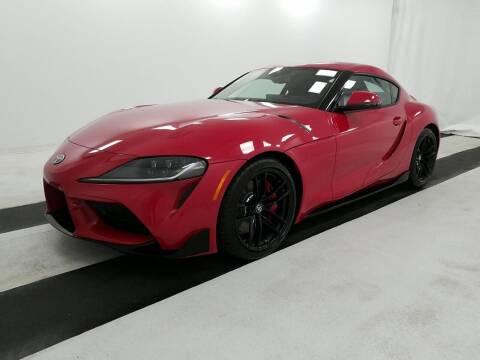 2020 Toyota GR Supra for sale at L & S AUTO BROKERS in Fredericksburg VA