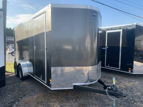 2021 Wells Cargo Road Force 7x16 for sale at Smart Choice 61 Trailers in Shoemakersville PA