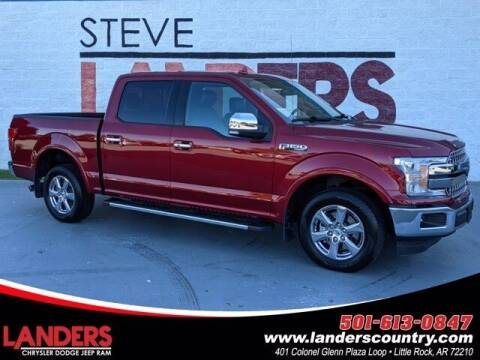 2018 Ford F-150 for sale at The Car Guy powered by Landers CDJR in Little Rock AR