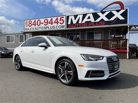 2017 Audi A4 for sale at Maxx Autos Plus in Puyallup WA