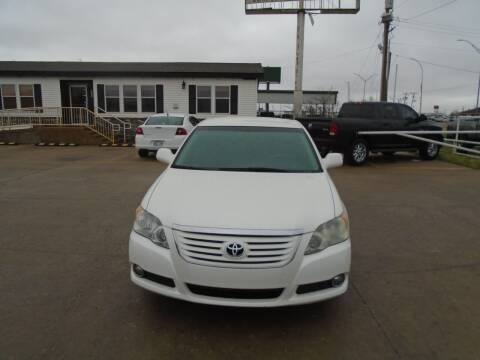 2008 Toyota Avalon for sale at Zoom Auto Sales in Oklahoma City OK