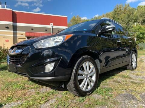 2012 Hyundai Tucson for sale at Auto Warehouse in Poughkeepsie NY