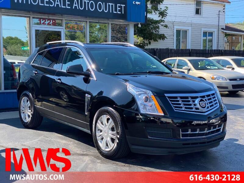 2015 Cadillac SRX for sale at MWS Wholesale  Auto Outlet in Grand Rapids MI