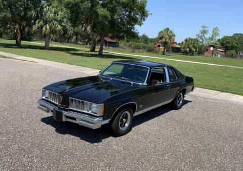 1978 Pontiac Phoenix for sale at P J'S AUTO WORLD-CLASSICS in Clearwater FL