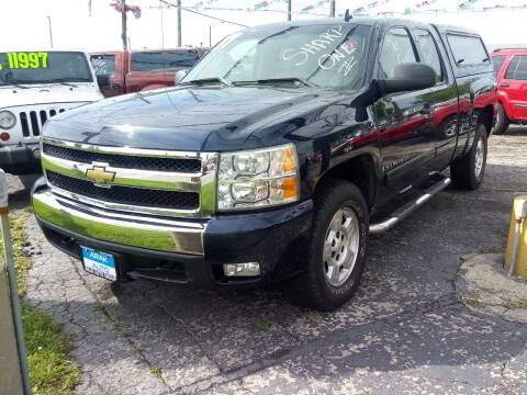 2007 Chevrolet Silverado 1500 for sale at Arak Auto Group in Bourbonnais IL