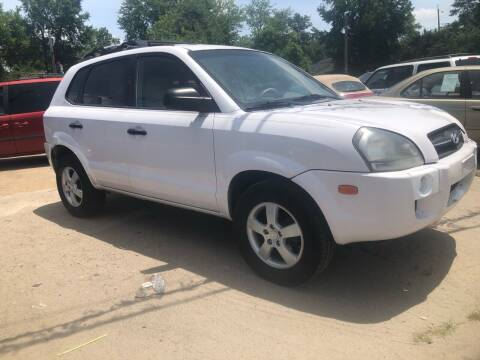 2005 Hyundai Tucson for sale at AFFORDABLE USED CARS in Richmond VA