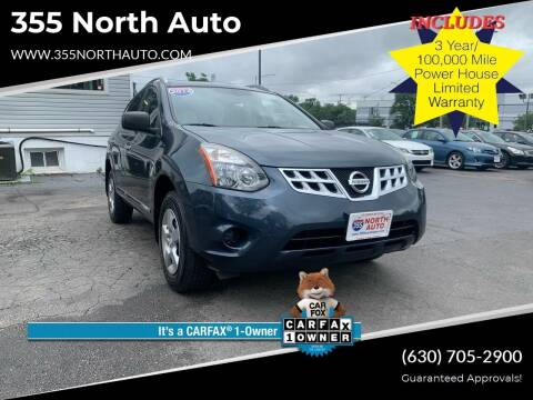 2014 Nissan Rogue Select for sale at 355 North Auto in Lombard IL