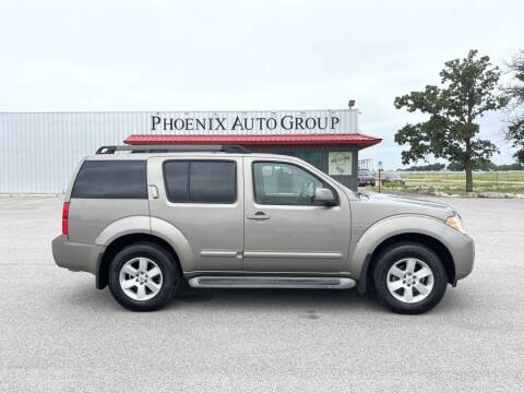 2008 Nissan Pathfinder for sale at PHOENIX AUTO GROUP in Belton TX