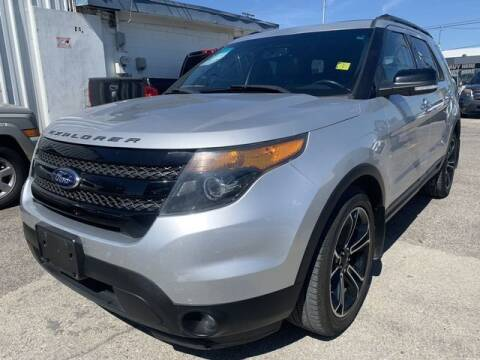 2013 Ford Explorer for sale at The Kar Store in Arlington TX