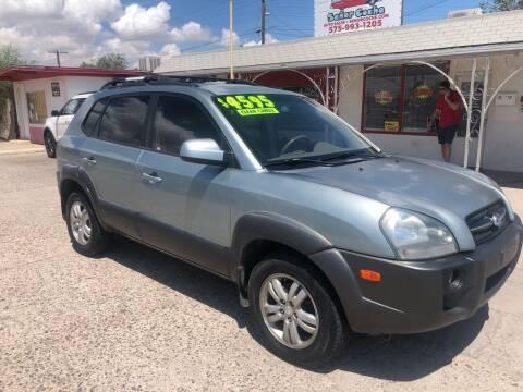 2007 Hyundai Tucson for sale at Senor Coche Auto Sales in Las Cruces NM